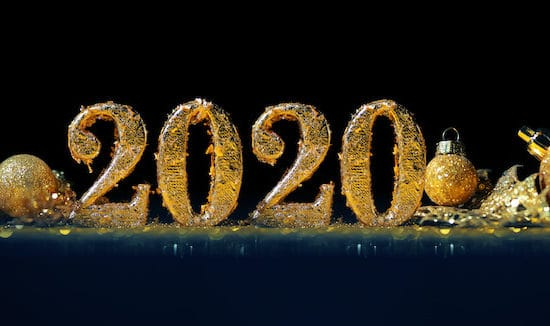2020 ~ Happy New Year