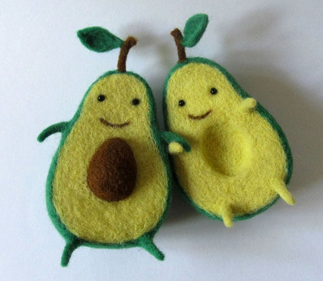 Happy Avocados