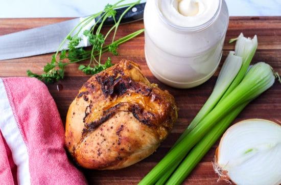 Keto Chicken Salad