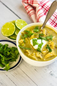 Chicken Chile Verde Soup-3