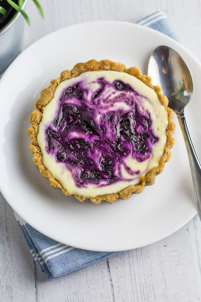 Keto Blueberry Cheesecake...OMG!
