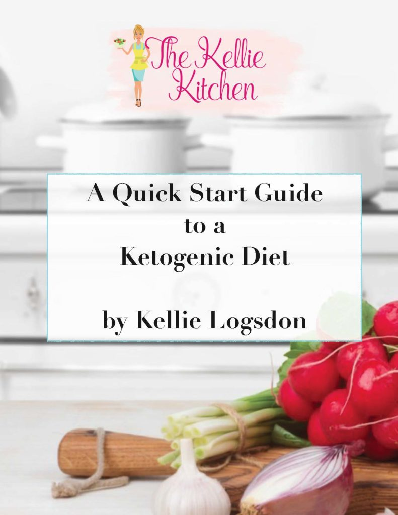 The Kellie Kitchen Quick Start Guide