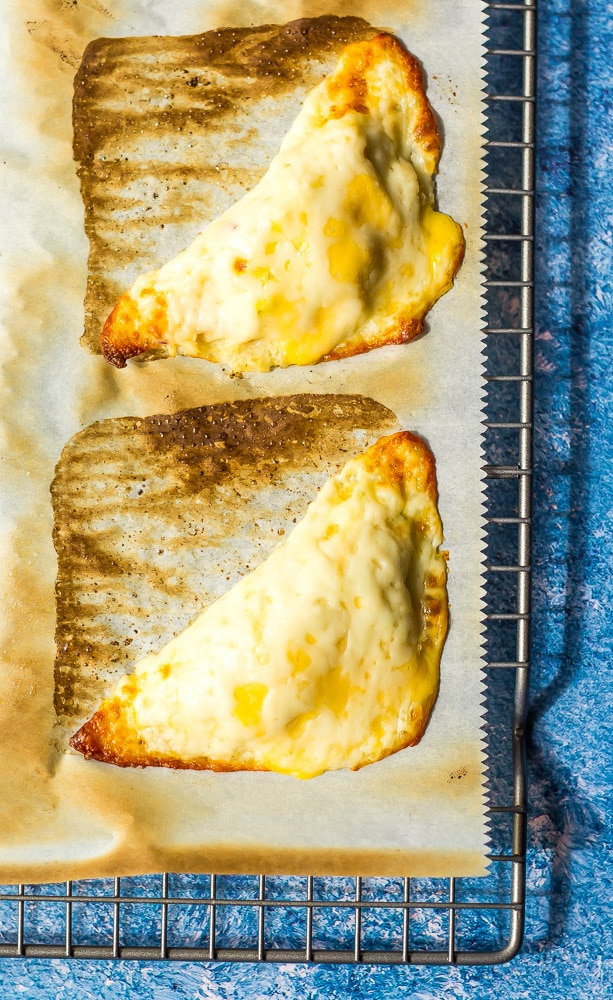 No Bread Low Carb Tuna Melts